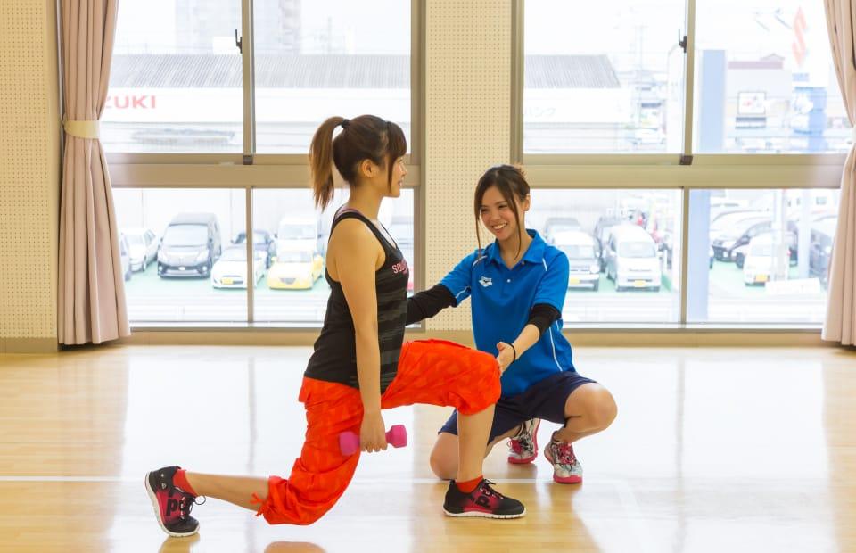 体操ストレッチ系プログラム